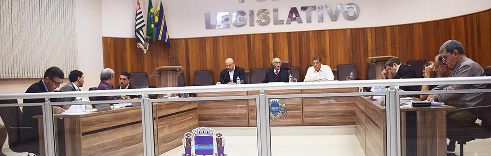 Câmara Municipal realiza 11ª Sessão Ordinária do ano