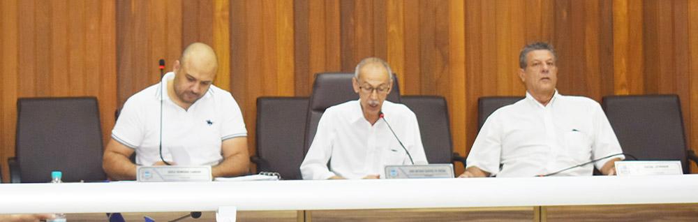 Câmara Municipal realiza a 11ª Sessão Extraordinária do ano