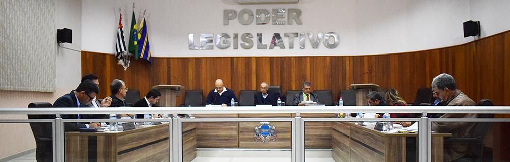 Câmara Municipal realiza a 12ª Sessão Ordinária de 2018