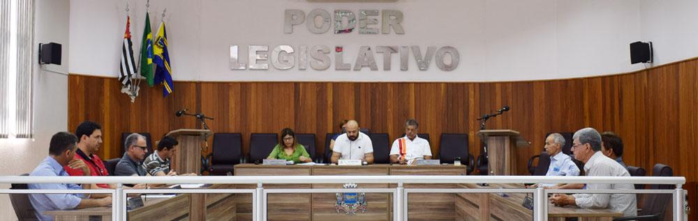 Câmara Municipal realiza a 13ª Sessão Extraordinária de 2019