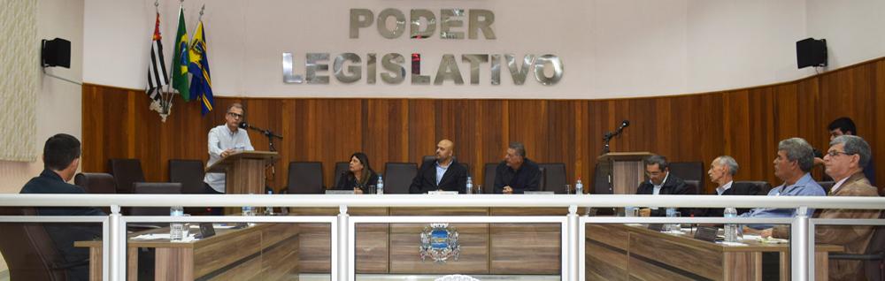 Câmara Municipal realiza a 14ª Sessão Ordinária de 2019