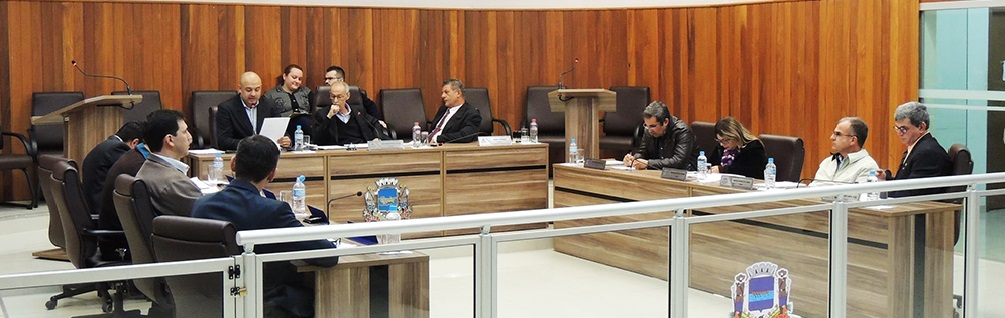 Câmara Municipal realiza a 14ª Sessão Ordinária de 2017