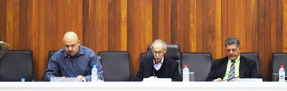 Câmara Municipal realiza a 15ª Sessão Ordinária do ano