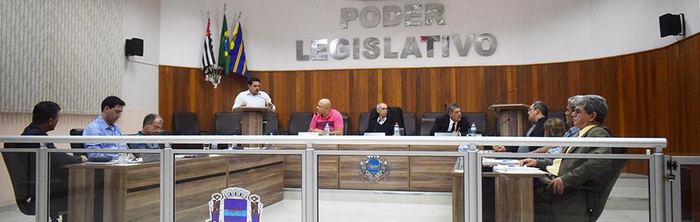 Câmara Municipal realiza a 16ª Sessão Ordinária do ano