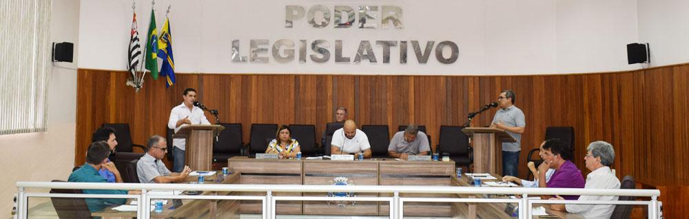 Câmara Municipal realiza a 16ª Sessão Extraordinária de 2019