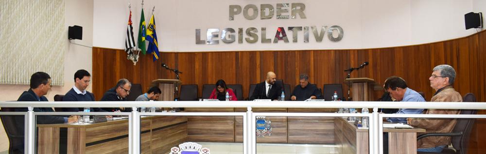 Câmara Municipal realiza a 18ª Sessão Ordinária de 2019
