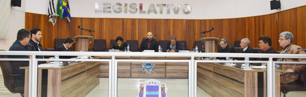 Câmara Municipal realiza a 19ª Sessão Ordinária de 2019