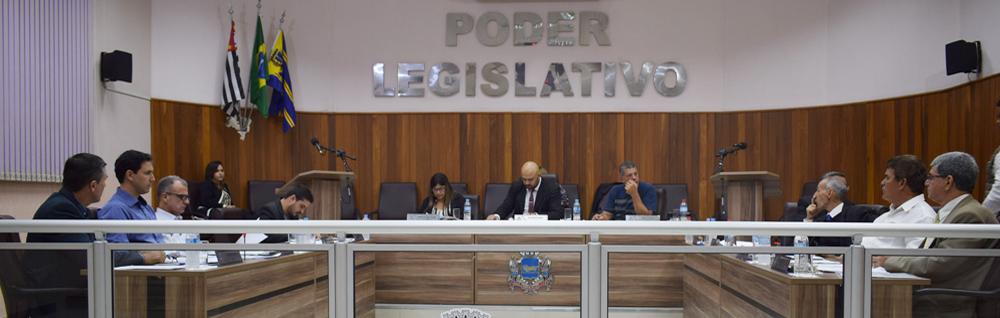 Câmara Municipal realiza a 15ª Sessão Ordinária de 2019