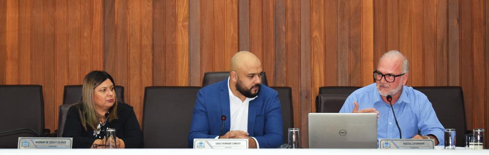 Câmara Municipal realiza Audiência Pública para discutir o Orçamento de 2020.