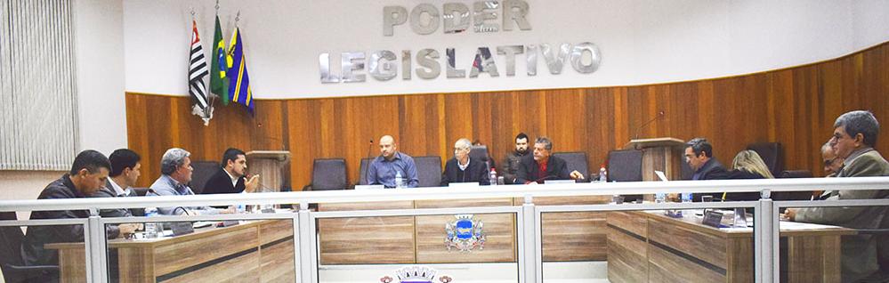 Câmara realiza a 21ª Sessão Ordinária do ano