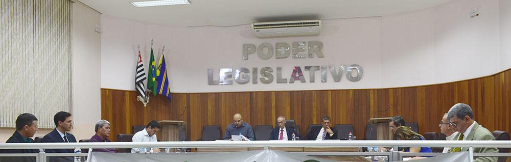 Câmara Municipal realiza a 22ª Sessão Ordinária do ano