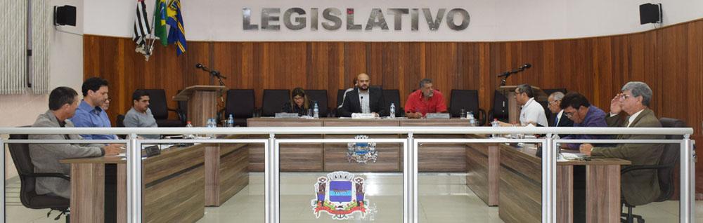 Câmara Municipal realiza a 25ª Sessão Ordinária de 2019