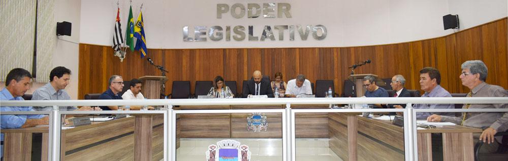 Câmara Municipal realiza a 26ª Sessão Ordinária de 2019