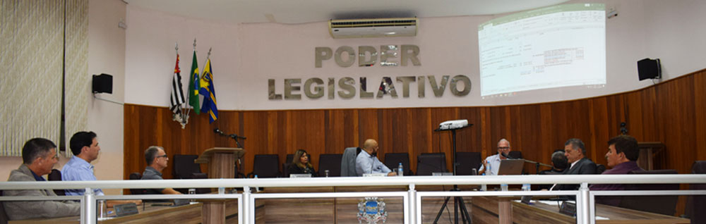 Câmara Municipal realiza Audiência Pública para discutir Orçamento de 2020