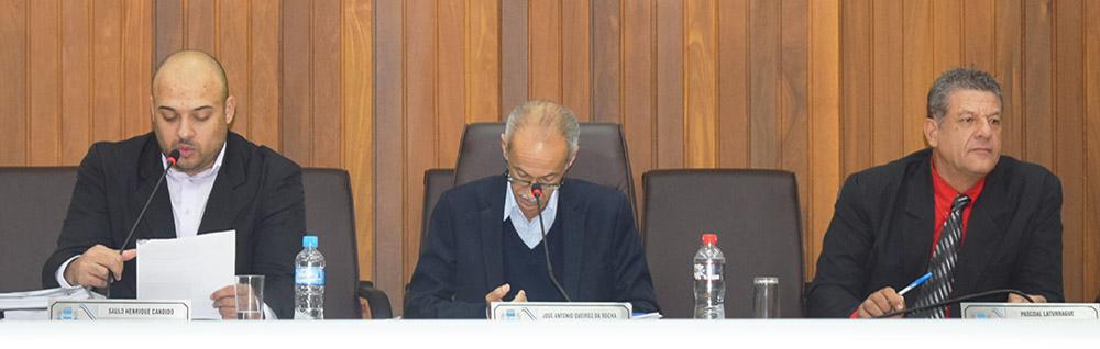 Câmara Municipal realiza a 28ª Sessão Ordinária de 2017