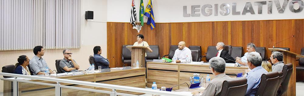 Câmara Municipal realiza a 29ª Sessão Ordinária do ano