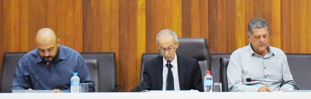 Câmara Municipal realiza a 31ª Sessão Ordinária de 2018
