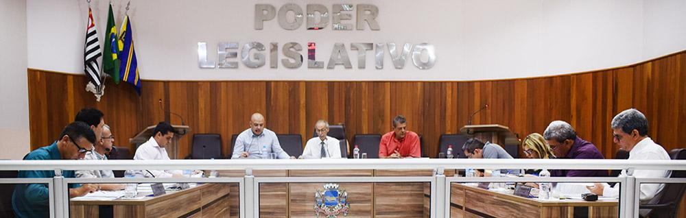 Câmara Municipal realiza a 31ª Sessão Ordinária do ano