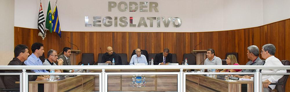Câmara Municipal realiza a 32ª Sessão Ordinária de 2017