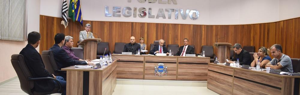 Câmara realiza a 3ª Sessão Ordinária do ano
