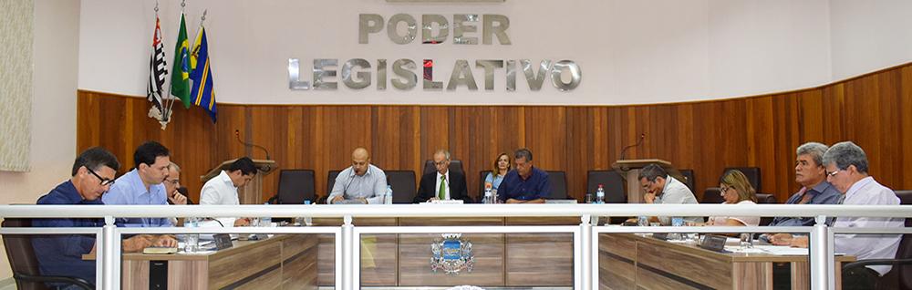 Câmara Municipal realiza a 4ª Sessão Ordinária e 1ª Extraordinária de 2018