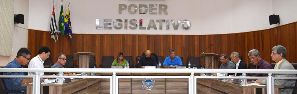 Câmara Municipal realiza a 4ª Sessão Ordinária de 2019
