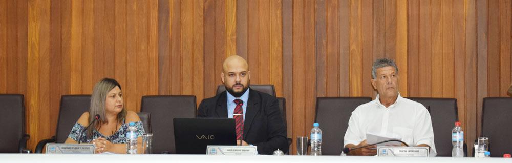 Câmara Municipal de Porto Feliz realiza 5ª, 6ª e 7ª Sessões Extraordinárias de 2019