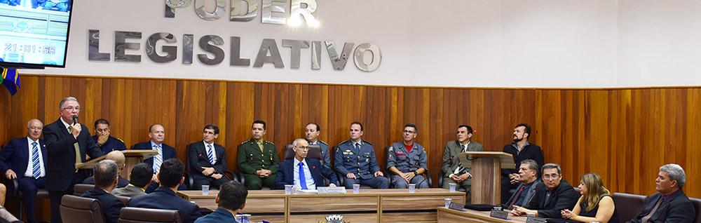 Câmara Municipal realiza Sessão Solene de abertura da 62ª Semana das Monções
