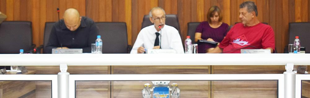 Câmara Municipal realiza a 6ª Sessão Ordinária do ano