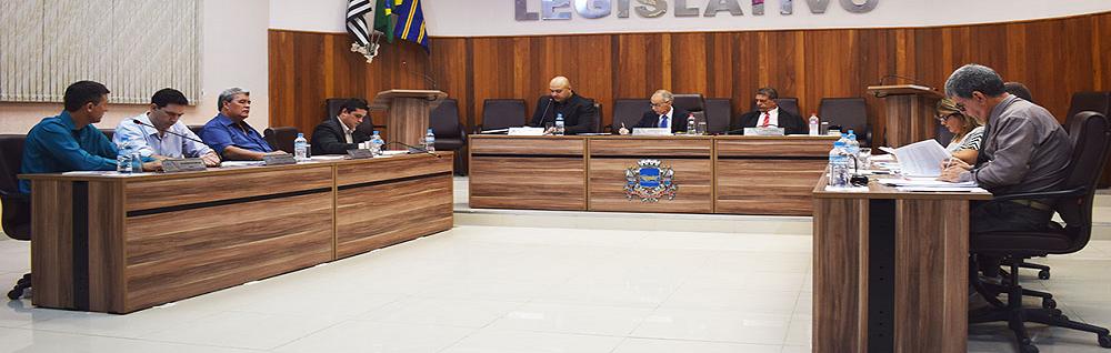 Câmara Municipal realiza a 8ª Sessão Ordinária do ano