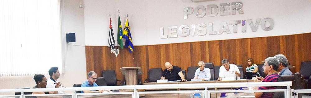 Câmara Municipal realiza a 9ª Sessão Extraordinária do ano