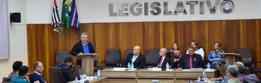 Câmara Municipal realiza a 9ª Sessão Ordinária do ano