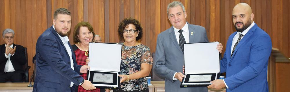 Câmara Municipal realiza Sessão Solene alusiva ao Dia Municipal  do Rotary