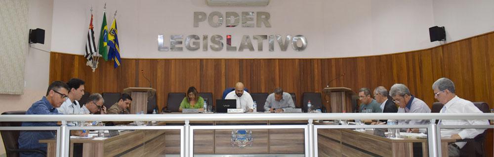 Câmara Municipal realiza a 1ª Sessão Ordinária de 2019