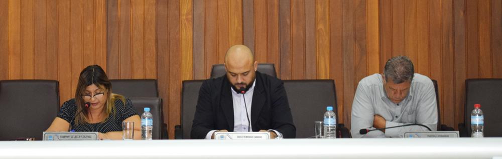 Câmara Municipal realiza a 5ª Sessão Ordinária de 2019
