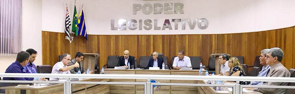 Câmara Municipal realiza a 1ª Sessão Ordinária do ano