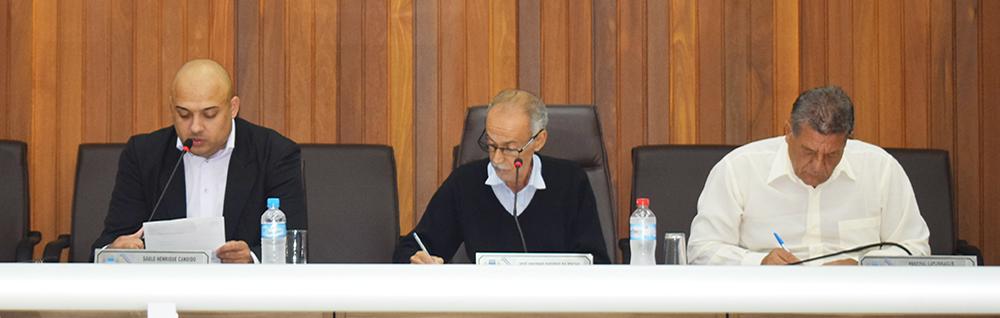 Câmara Municipal realiza a 2ª Sessão Ordinária de 2018