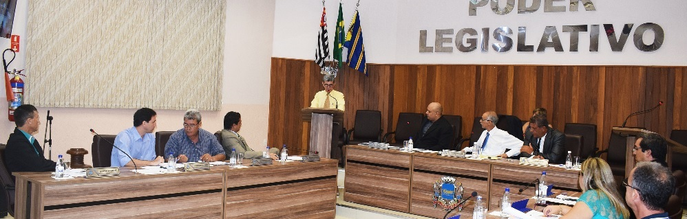 Câmara Municipal realiza a 2ª Sessão Ordinária do ano