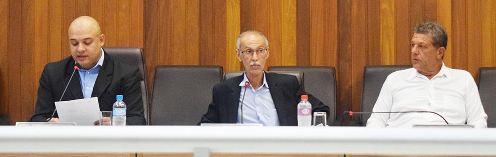 Câmara Municipal realiza a 10ª Sessão Ordinária do ano