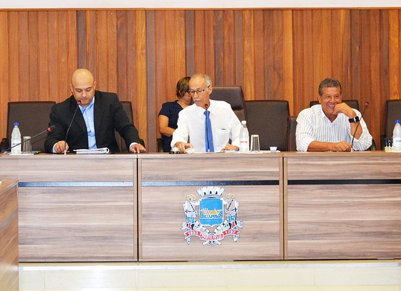Câmara Municipal realiza a 2ª Sessão Extraordinária do ano
