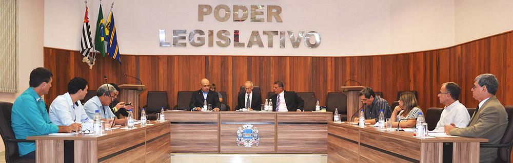 Câmara Municipal realiza primeira Sessão Ordinária do ano