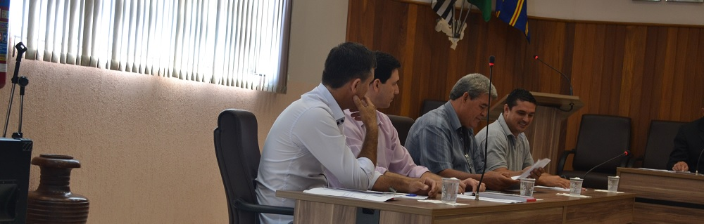 Câmara Municipal realiza a 1ª Sessão Extraordinária do ano