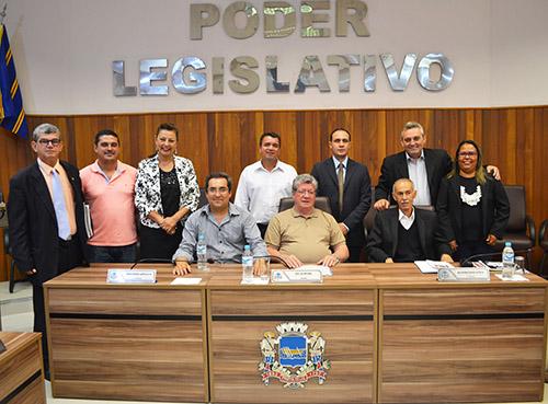 Câmara Municipal realiza 32ª Sessão Ordinária do ano
