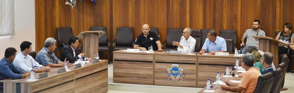 Câmara Municipal realiza Sessão Especial para definir Comissão Permanente